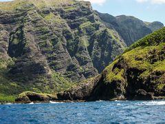 Nuku Hiva étude côtière