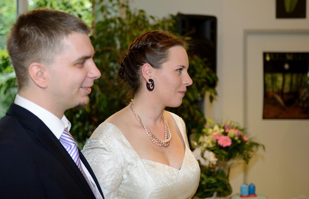 Nun ist meine Tochter verheiratet...