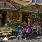 Nuovo Mercato Testaccio - Der lässige Street-Food-Markt.