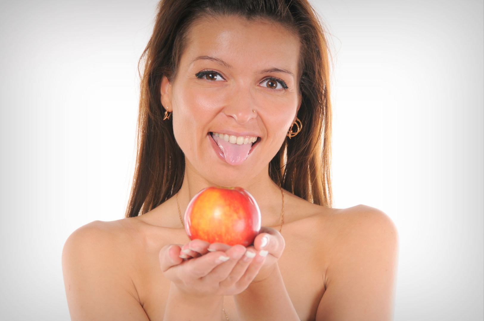 Nur ein Apfel, ... aber nur für MICH .... ääätsch