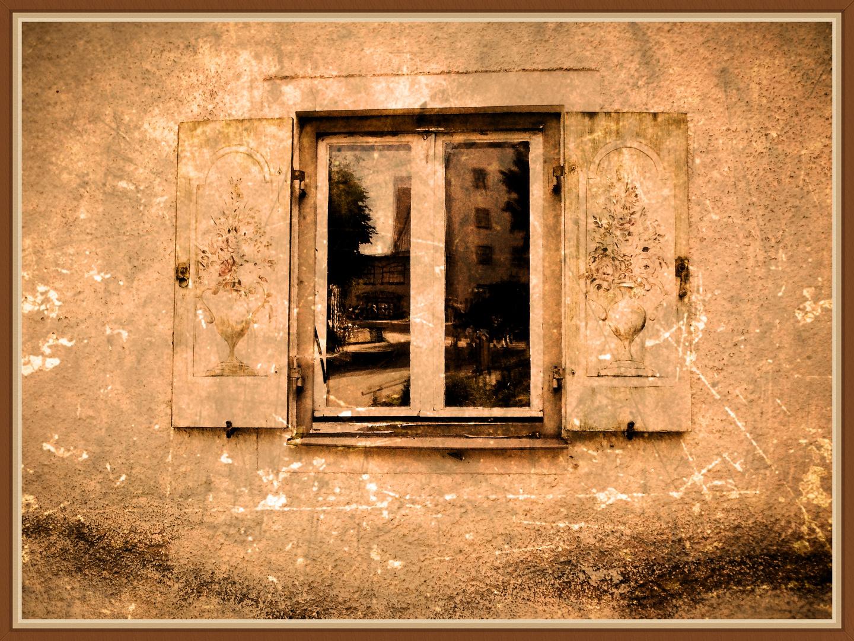 Nur ein Fenster