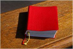 Nur ein Gebetbuch, aber es kann helfen