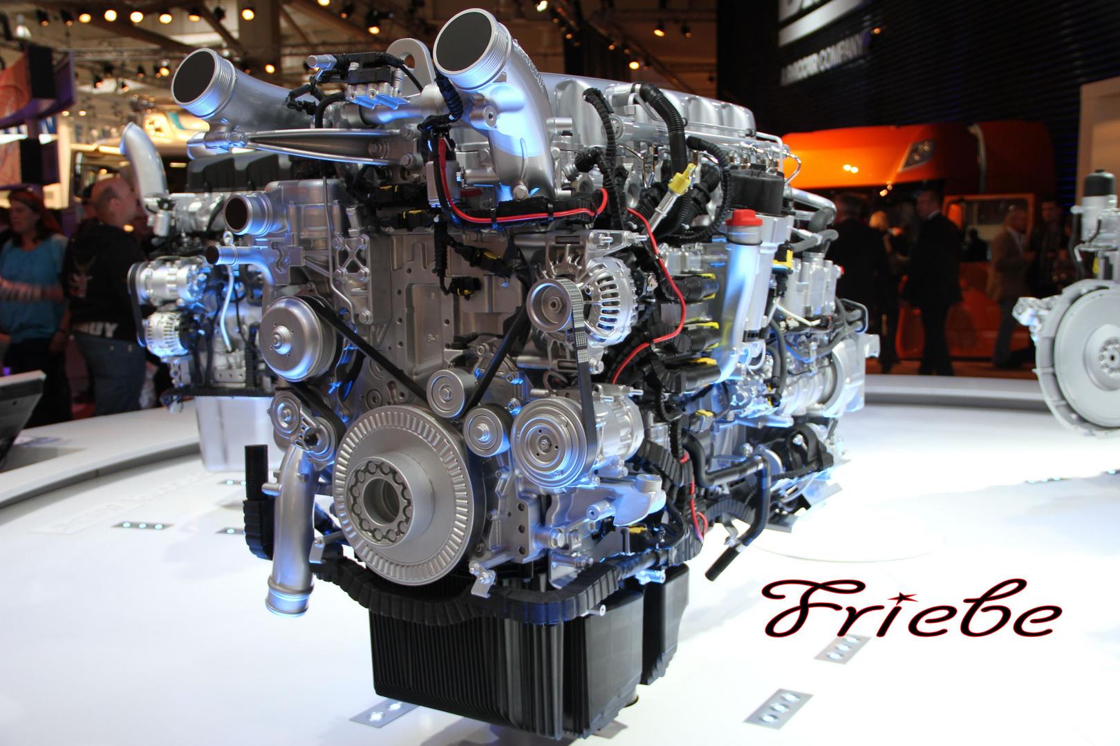 nur ein Motor