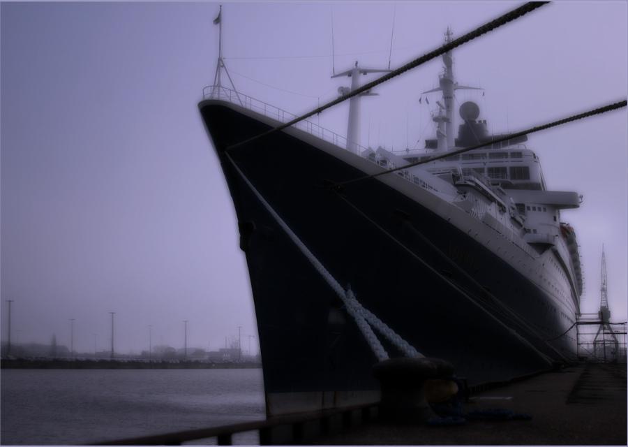 Nur ein Schiff...