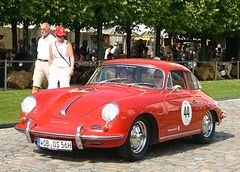 """""""Nur ein schnöder Porsche..."""""""