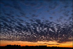 nur ein Sonnenuntergang