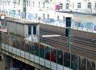 Nur eine normale S-Bahn-Station