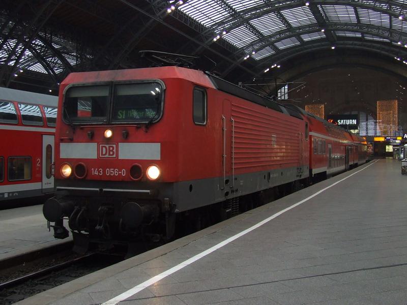 Nur eine S-Bahn