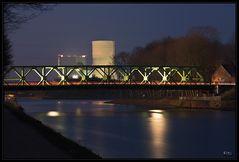 Nur eine unspektakuläre Brücke.......
