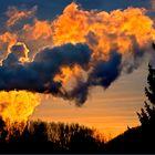 Nur Morgenröte und kein Inferno - No es el infierno solo un amanecer rojizo