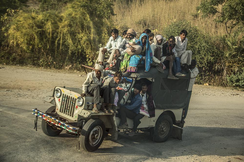 Nur Uber fährt günstiger...