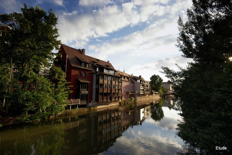 Nuremberg old city