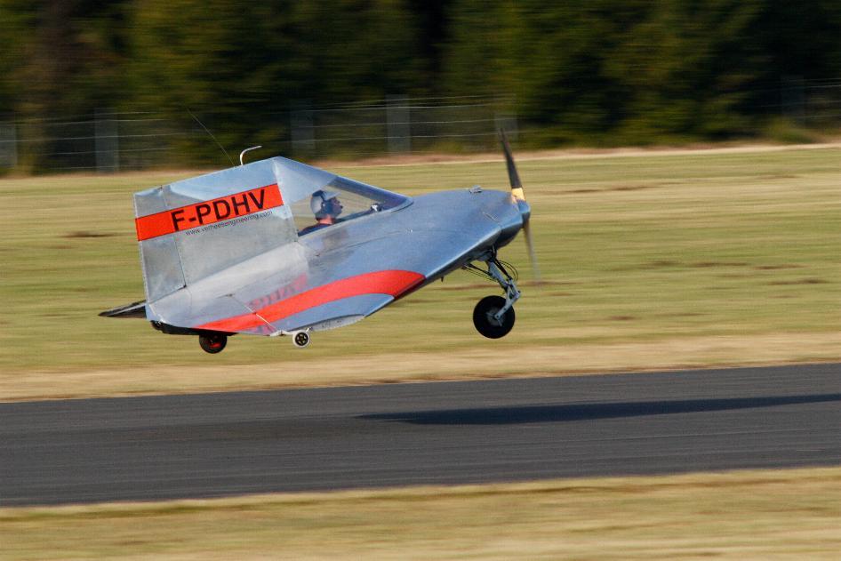 Nurflügler Foto Bild Luftfahrt Oldtimer Flugzeuge Verkehr