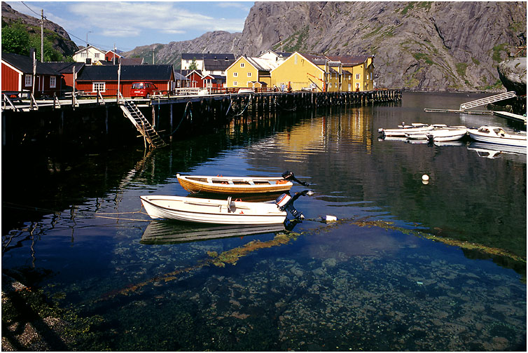 Nusfjord - Lofoten