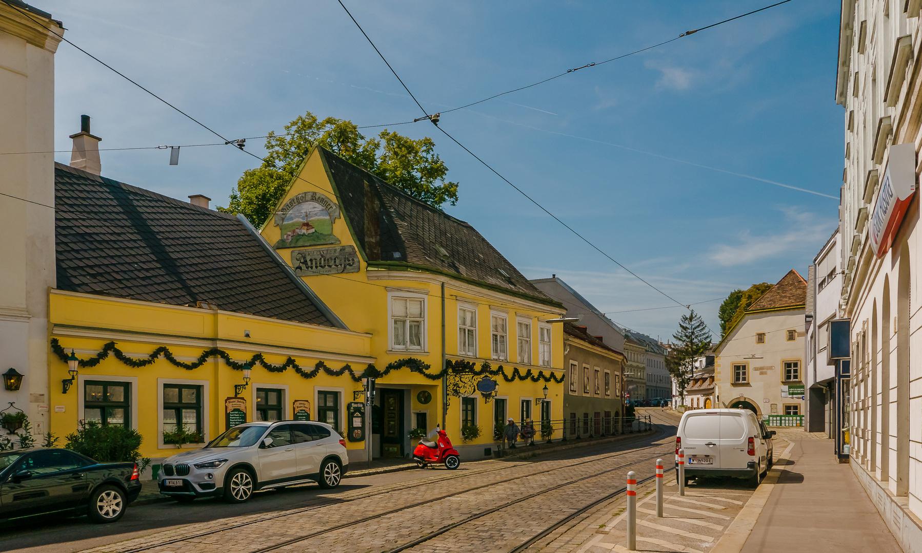 Wien Nussdorf