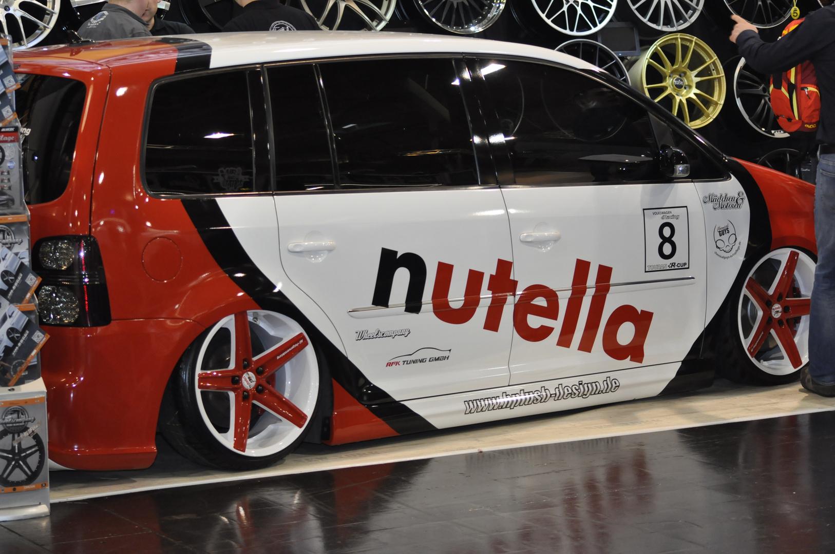 Nutella aufs Auto... Foto & Bild | autos & zweiräder, pkw, verkehr ...