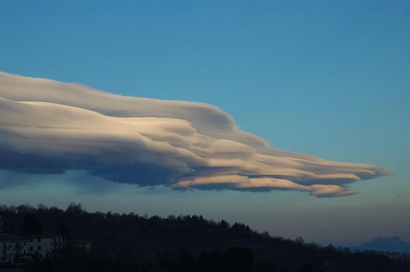 ...nuvole...