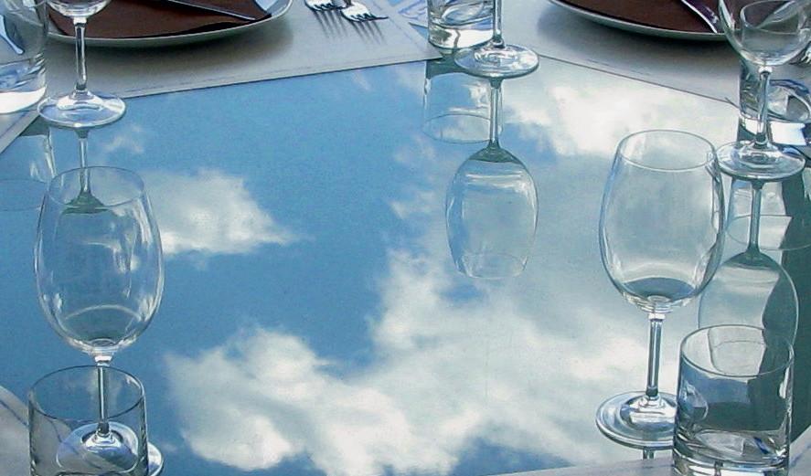 Nuvole a cena