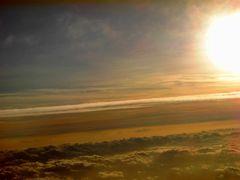 Nuvole dall'alto