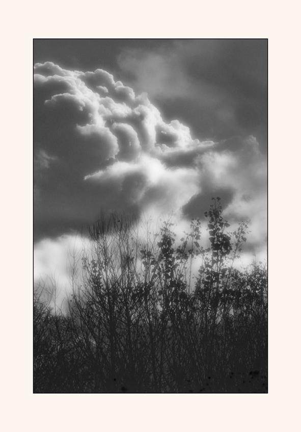 nuvole incombenti