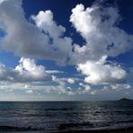 Nuvole nel cielo di settembre