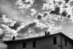 Nuvole sopra