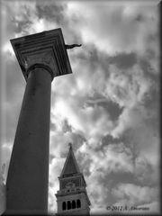 Nuvoloni a Venezia