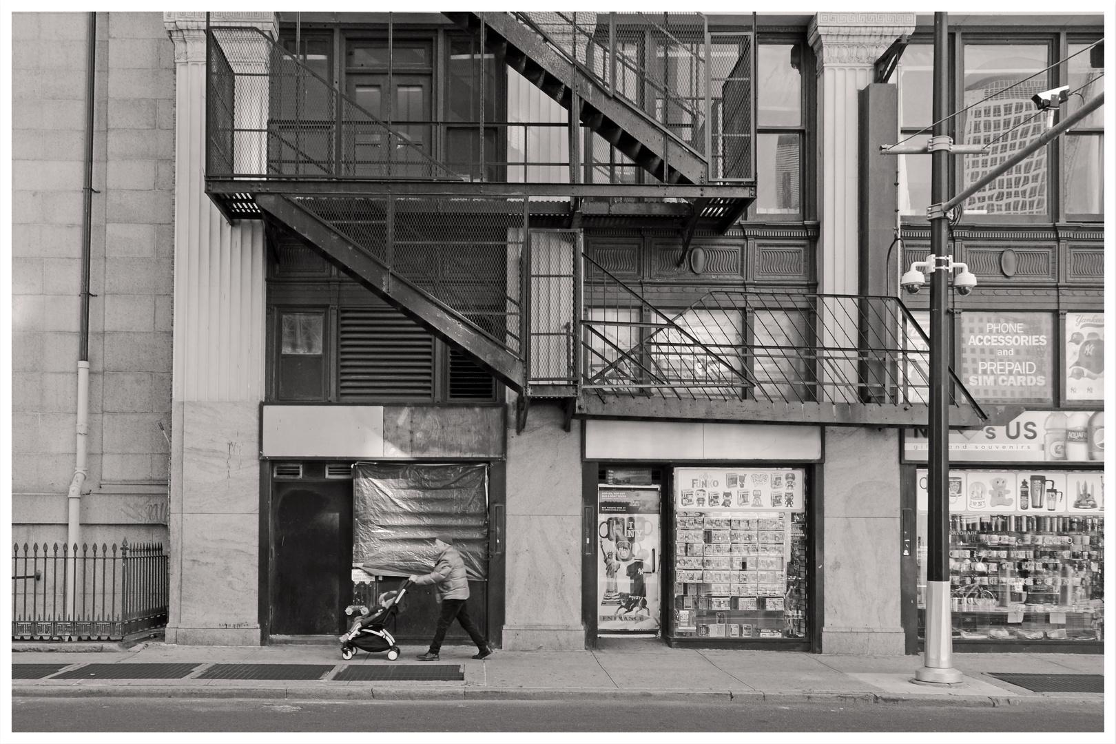 NY 57 - Im Vorbeigehen