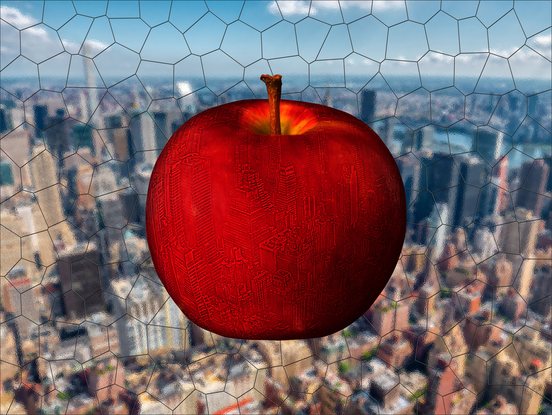 NY Big Apple III
