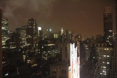 N.Y. - By Night