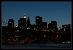 NY classic view