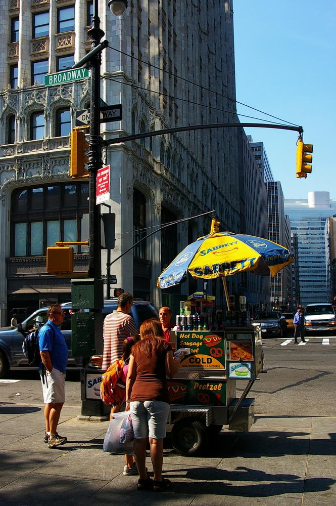 NY Ecke Broadway