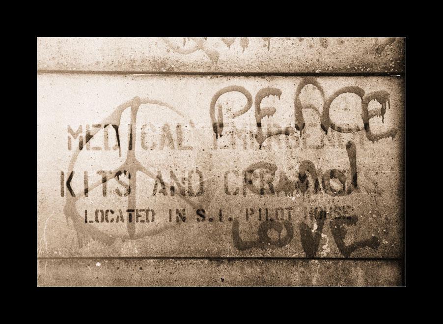 NY meets France 1 - medical peace
