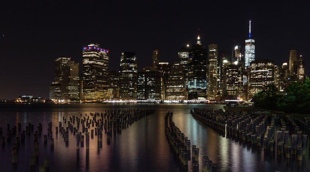 NY noche. Propuesta para la Galería por Miguel-Angel Ramón maramon