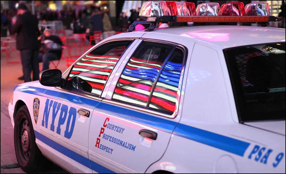 N.Y. stars and stripes V