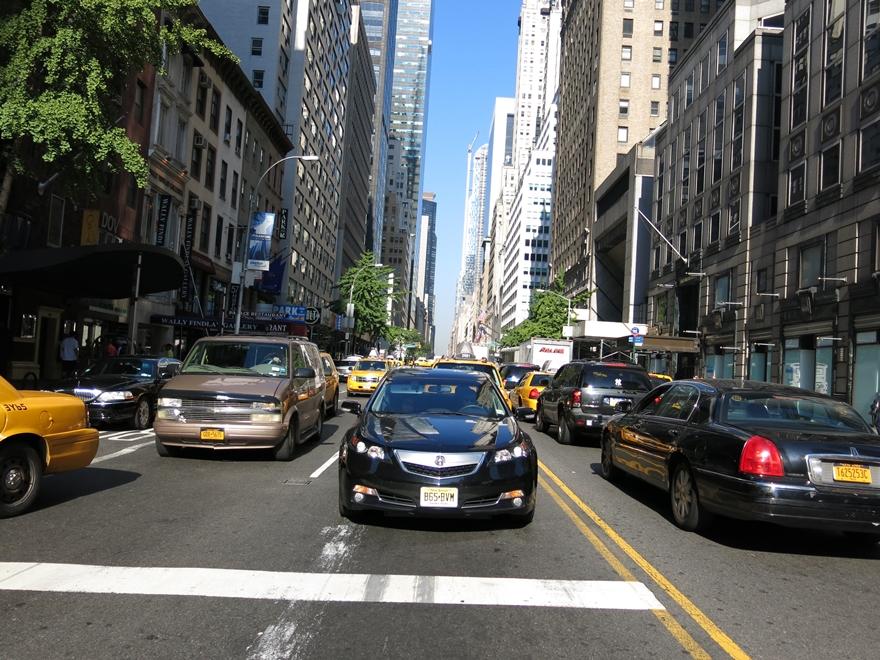 NY Streets 1