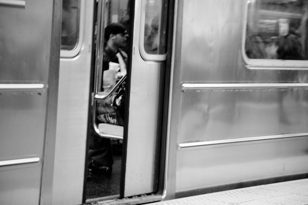 NY Subway Lomographed #01