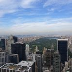 NY und der Central Park