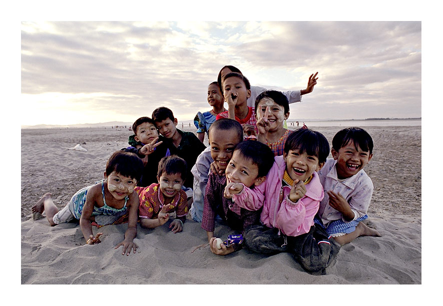 NYAUNG-OO: HAPPINESS...!