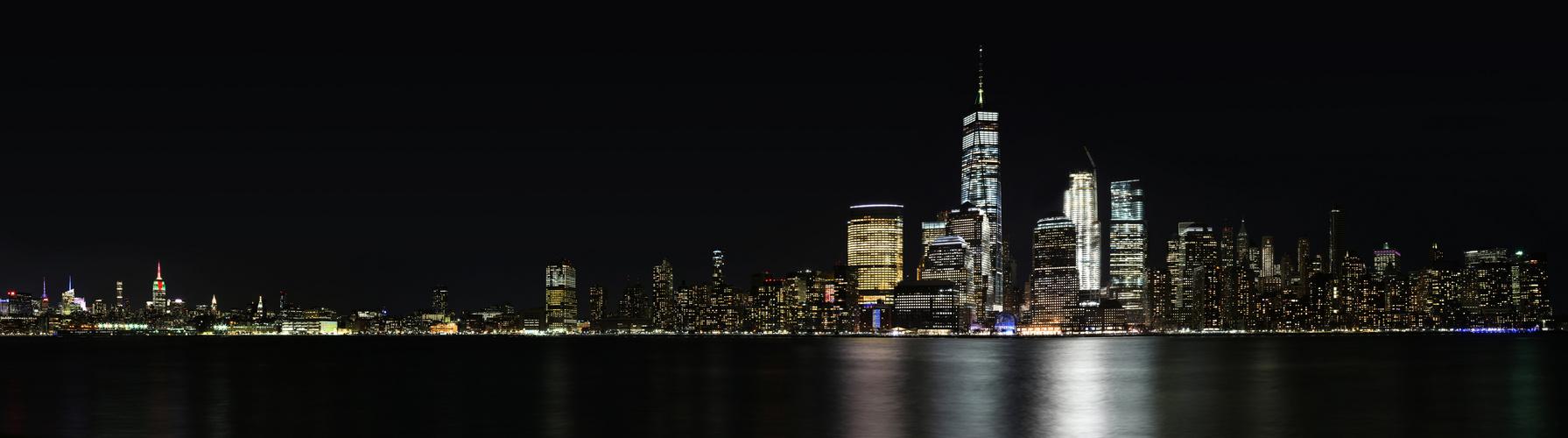 NYC... Foto & Bild   weihnachten, usa, nacht Bilder auf fotocommunity