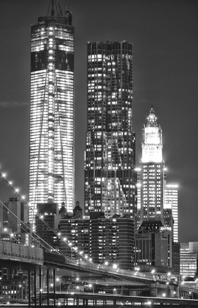 NYC B & W 136