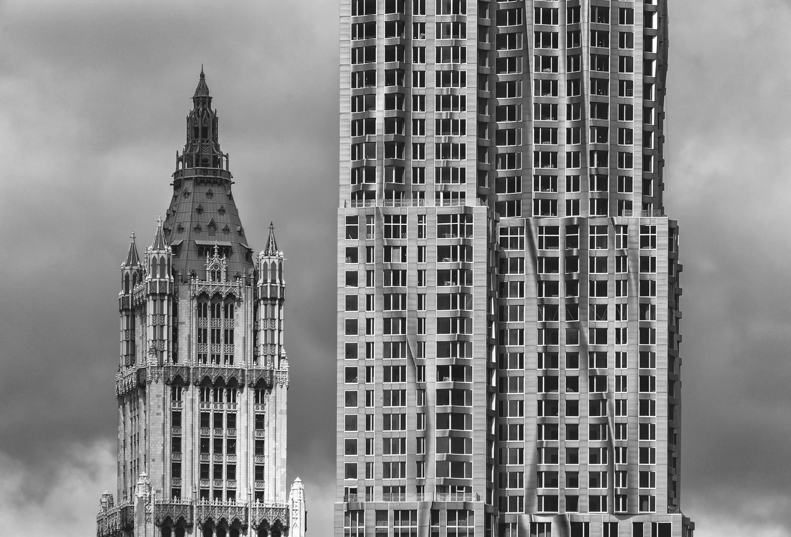 NYC B & W 160