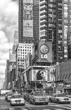 NYC B & W 203
