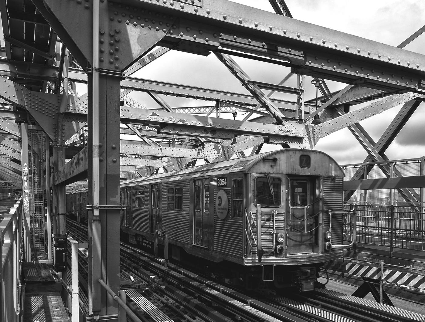 NYC B & W 277