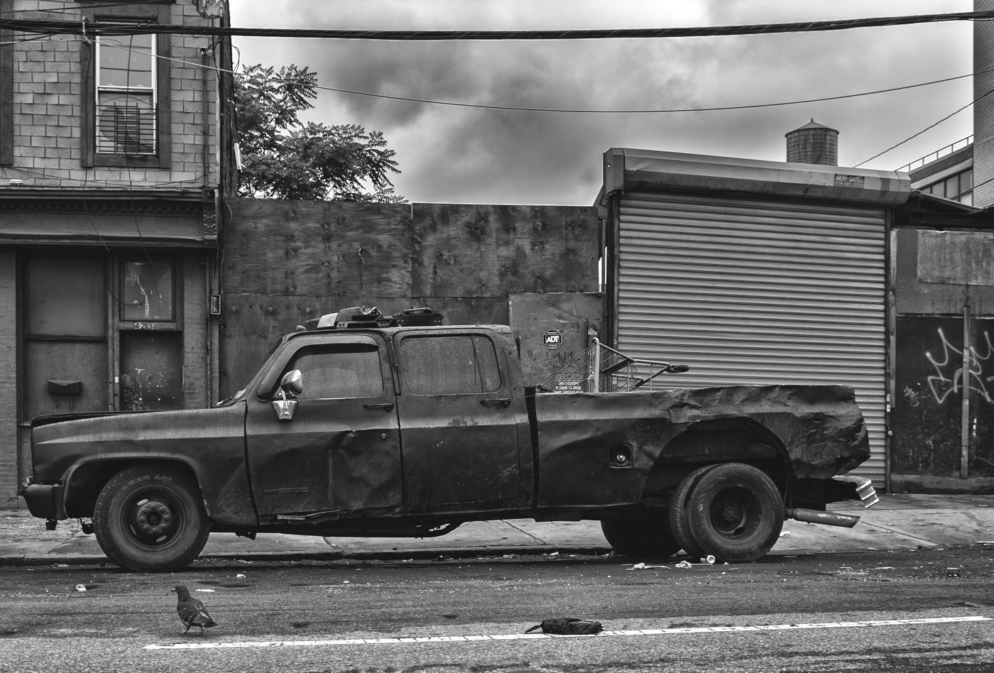 NYC B & W 304