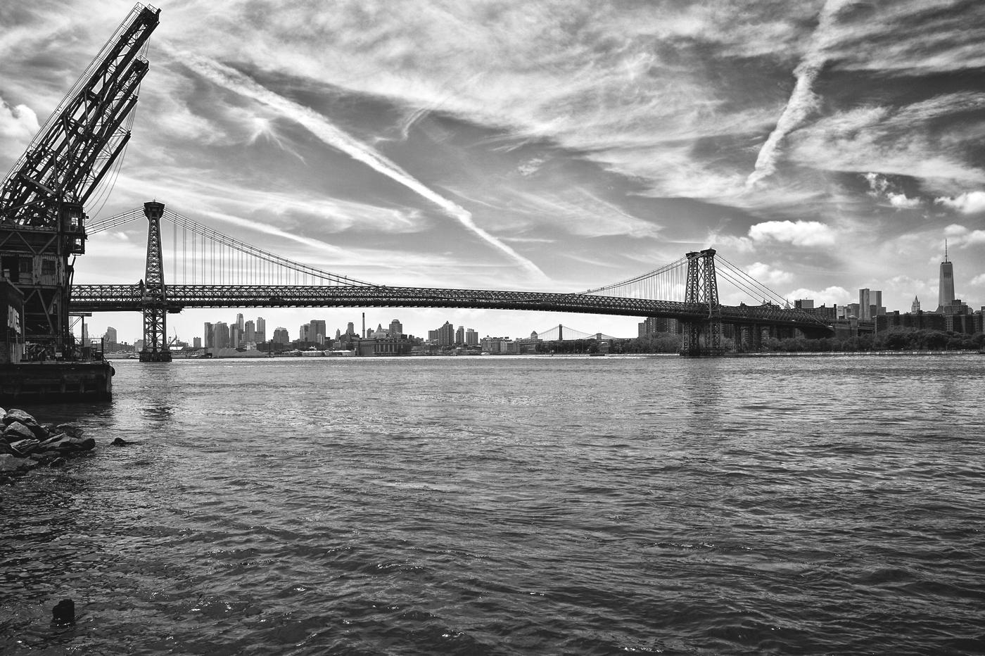 NYC B & W 523