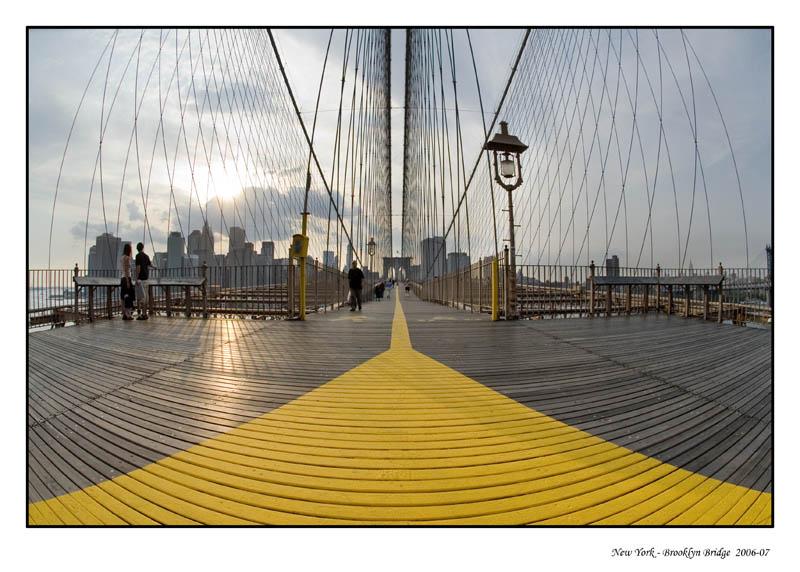 NYC- Brooklyn Bridge