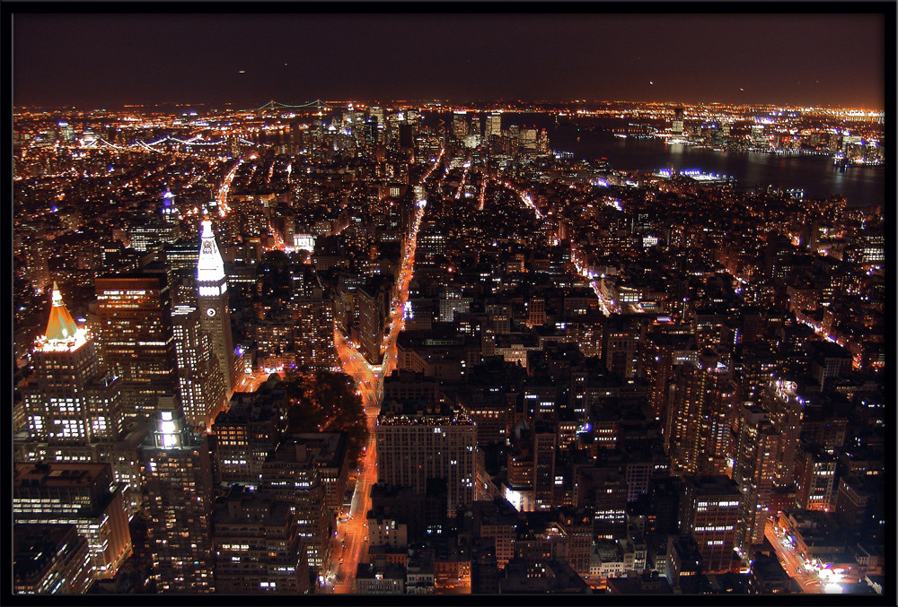 NYC by NIGHT