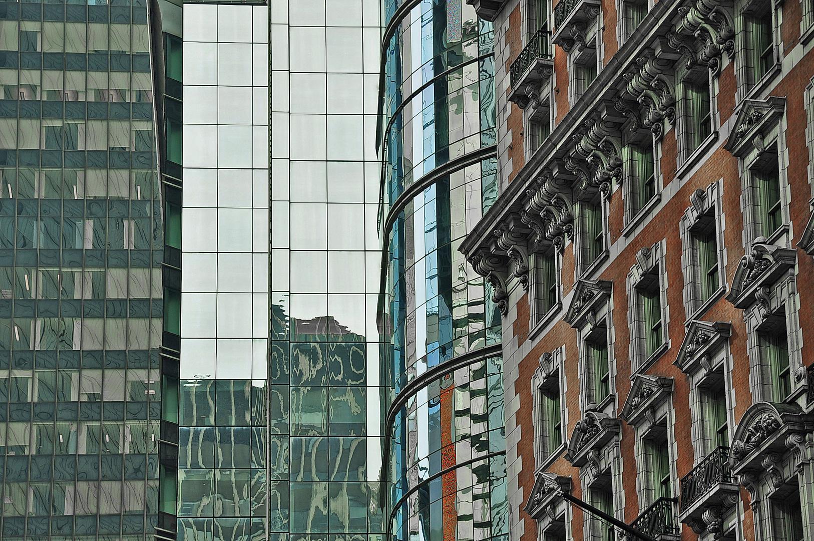 N.Y.C Fenster.
