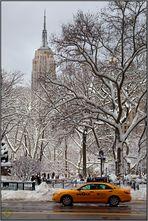 NYC im Schnee III